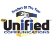 2011 Unified Communications Product of the Year Award from INTERNET TELEPHONY