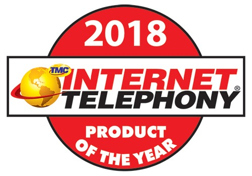 2018 Internet Telephony Product of the Year
