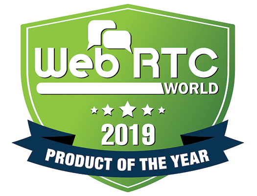 WebRTC Product of the Year Award